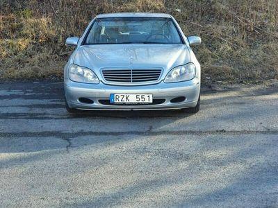 begagnad Mercedes S320