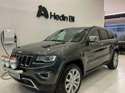 begagnad Jeep Grand Cherokee Limited 3.0 Inkl V-Hjul 2016, SUV Pris 279 900 kr