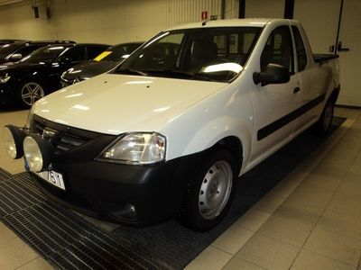 begagnad Dacia Logan Pick up Diesel
