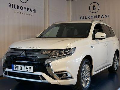 begagnad Mitsubishi Outlander P-HEV Business X 2020, SUV 409 900 kr