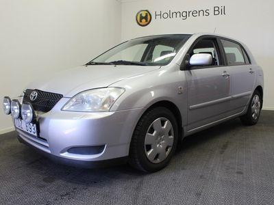 used Toyota Corolla 1.6 5dr (110hk)