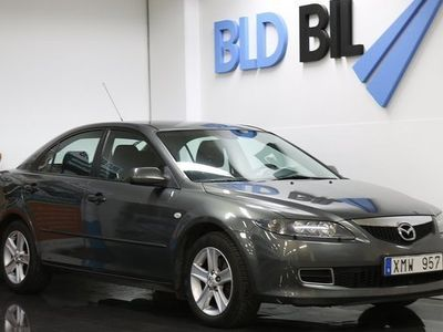 begagnad Mazda 6 2.0 AUTO DRAG ISOFIXA 147HK