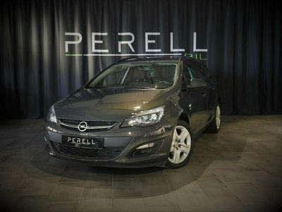 begagnad Opel Astra Sports Tourer 1.4 Turbo 140hk Active / V-hjul /
