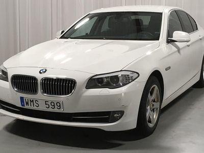 brugt BMW 520 d EDE Sedan EfficientDynamics, F10 (184hk)