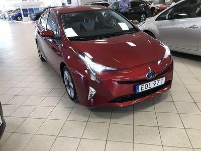 begagnad Toyota Prius Hybrid 1.8 VVT-i Hybrid Active