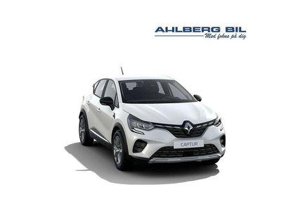 begagnad Renault Captur TCe 100 Zen