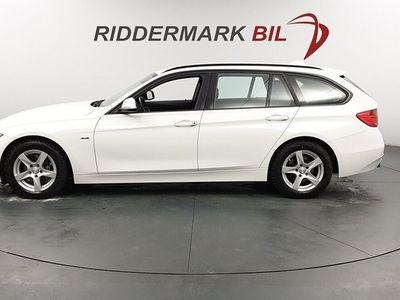 begagnad BMW 320 d Sport Line 184hk Nyservad Moms