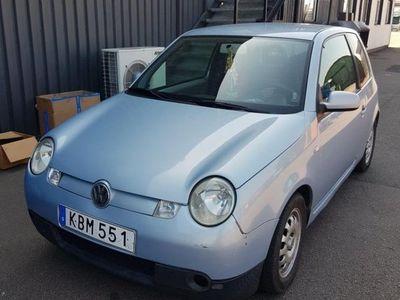 begagnad VW Lupo 61 hk 1.2 Diesel TDI Ny B. Ny Sk.