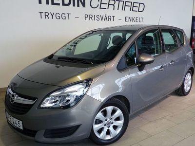 gebraucht Opel Meriva 1.4 Turbo ECOTEC