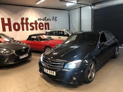 begagnad Mercedes C63 AMG AMG 7G-Tronic 457hk