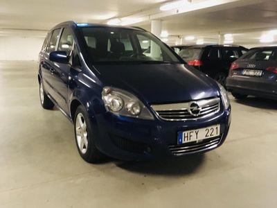 begagnad Opel Zafira 1.6 CNG ecoFLEX
