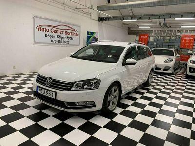 begagnad VW Passat 2.0 TDI BlueMotion Premium, Sport 170hk Ny kamrem 0:-KONT