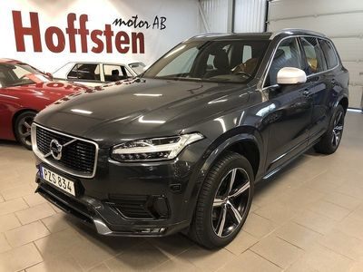 begagnad Volvo XC90 D5 AWD Geartronic R-Design Euro 6 7-sits 225hk