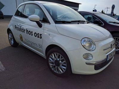 begagnad Fiat 500 Lounge 1.2 69hk -15