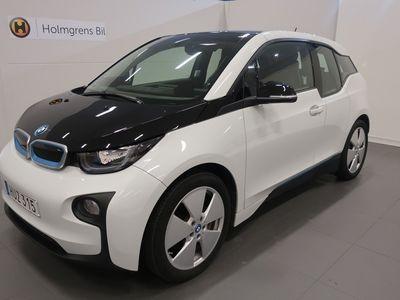 begagnad BMW i3 REX Comfort / Fast Charge / 19