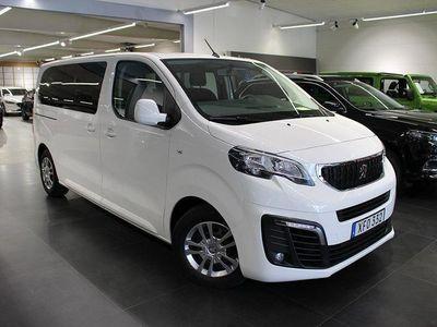 begagnad Peugeot Traveller Business 1,6 BlueHDi 95hk Aut L2
