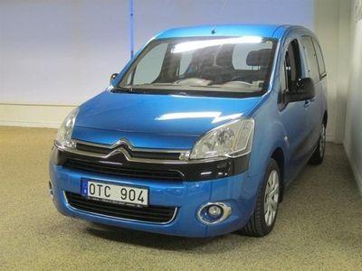 begagnad Citroën Berlingo FAMILY 1,6 HDI AUT