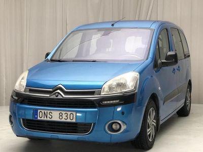 begagnad Citroën Berlingo Family III 1.6 HDI