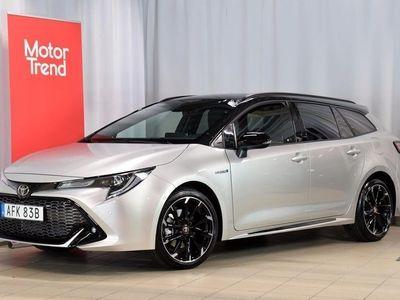 begagnad Toyota Corolla TS Hybrid 2.0 GR-S Plus 180hk