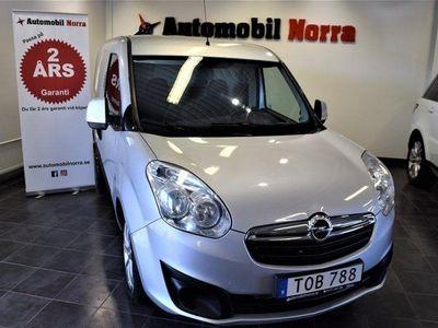 gebraucht Opel Combo 1.6 CDTI Skåp Drag 1-ägare -15