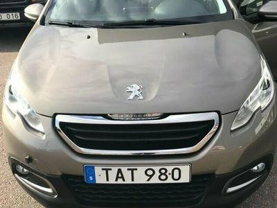 begagnad Peugeot 2008