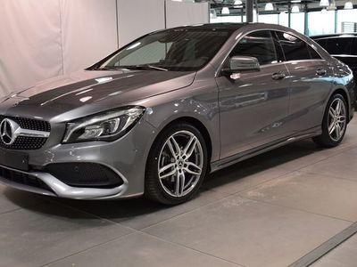 gebraucht Mercedes CLA200 400 mil/demobil Coupé -19