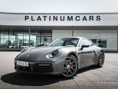 begagnad Porsche 911 Carrera 4S 992PDK 450hk / Sport Chrono / Låga mil