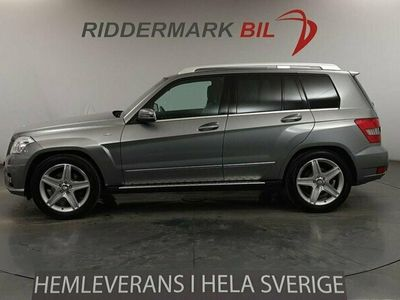 begagnad Mercedes GLK220 CDI BlueEFFICIENCY 4MATIC (170hk)