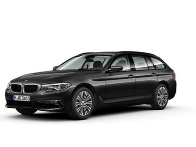 begagnad BMW 520 d xDrive Touring Sport Line, Connected