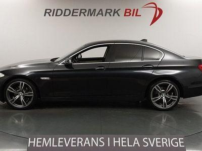 begagnad BMW 523 i Sedan Skinn PDC Nyservad 204hk