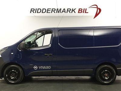 used Opel Vivaro 1.6 120hk D-värm Moms