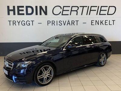 used Mercedes E220 4MATIC, AMG Sky, Widescreen
