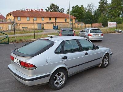 begagnad Saab 9-3 5-dörrar 2.0 T 150hk -02