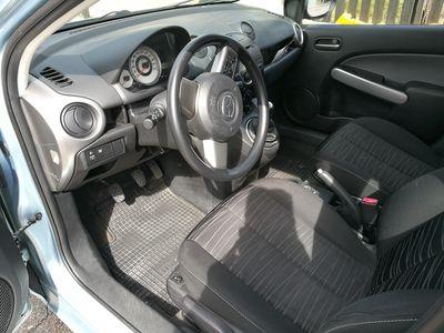 begagnad Mazda 2 5d 1.6 diesel 2009