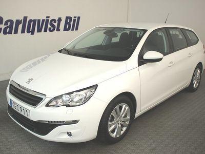 begagnad Peugeot 308 COMBI HDI 100HK Active Skattefri