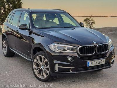 used BMW X5 xDrive30d värmare krok mm -15
