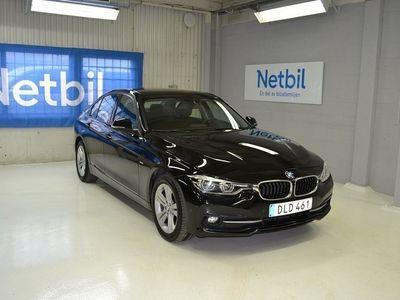 begagnad BMW 320 d Sedan Sportline 190hk Drag