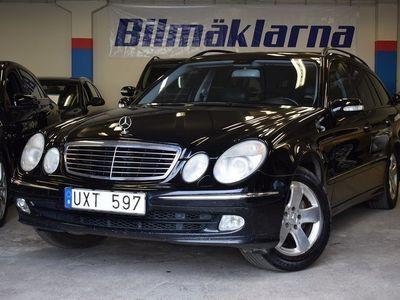 begagnad Mercedes E320 5G-Tronic DRAG/ TAKLUCKA/ 224hk