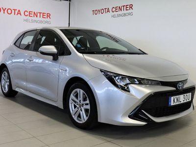 begagnad Toyota Corolla Hybrid 1,8 5d Active