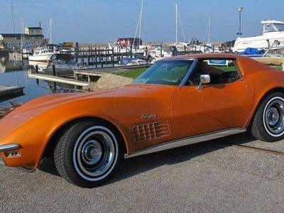 gebraucht Chevrolet Corvette Sportcoupe, Surviver