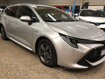 begagnad Toyota Corolla 2,0 TS Elhybrid Style Teknikpkt Vhjul