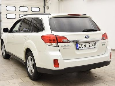 begagnad Subaru Outback 2.5 Boxer-CNG AWD* 173hk AUT / MOMSBIL