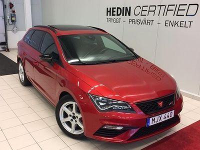 begagnad Seat Leon ST Cupra 4DRIVE 2017, Kombi 264 900 kr