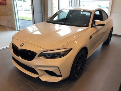 begagnad BMW M2 Competition DCT/ M-Stolar/ Harman Kardon