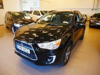 begagnad Mitsubishi ASX 2015, SUV 135 000 kr