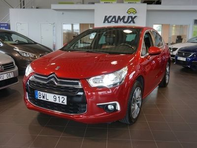 brugt Citroën DS4 1.6 e-HDi Airdream EGS, 111hk