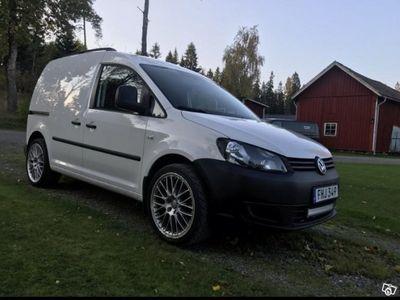 gebraucht VW Caddy TDI 102hk DSG Dieselvärmare -15