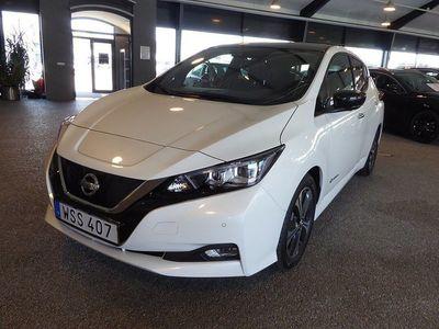 used Nissan Leaf LeafTEKNA 40 KWH 2-TONE