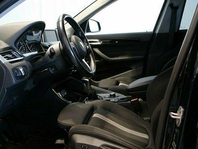 begagnad BMW X1 xDrive20d 20d xDrive Aut Sport line Drag Backkamera