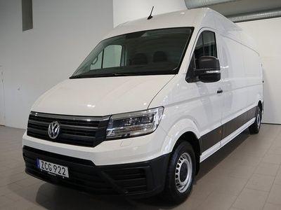 begagnad VW Crafter 35 TDI Drag Webasto 443 2018, Transportbil 354 900 kr